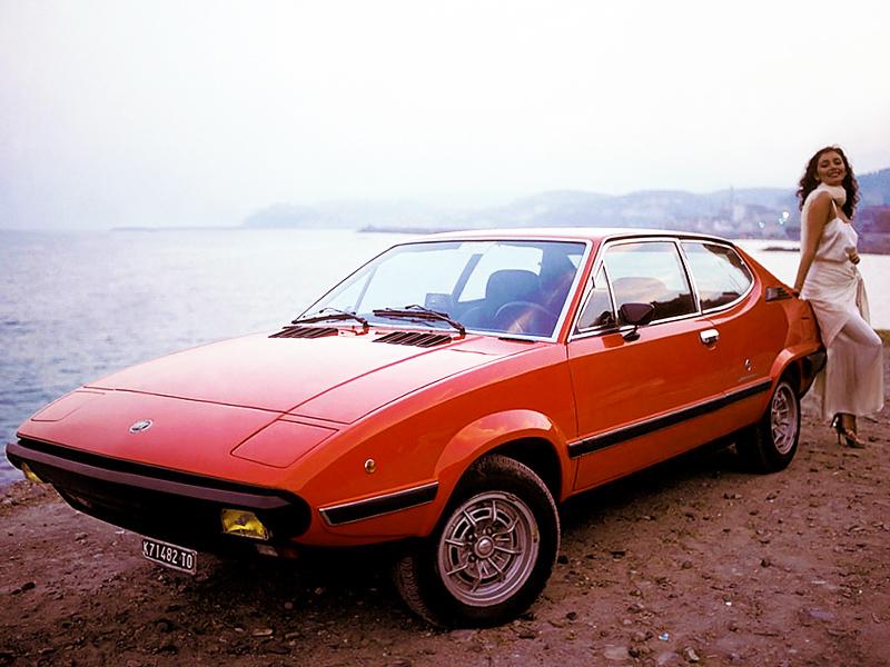 Fiat 128 Pulsar – 1971