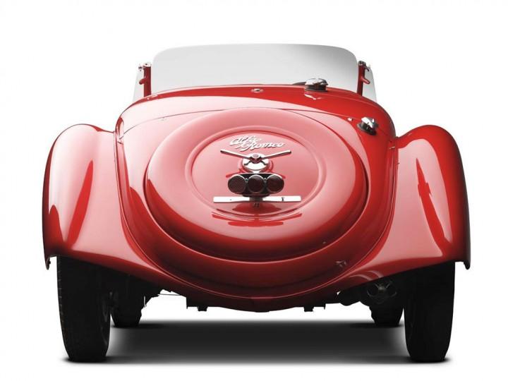Alfa Romeo 8C 2900A