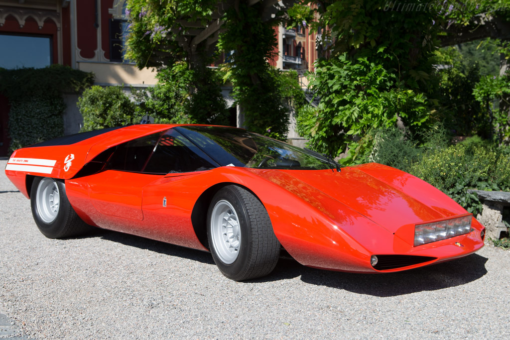 Abarth 2000 Scorpione – 1969