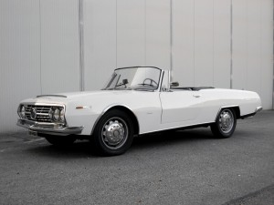 Alfa Romeo 2600 Spider One-Off by Carrozzeria Boneschi – 1963