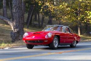 Alfa Romeo 6C 3000 CM Pininfarina Superflow IV – 1960