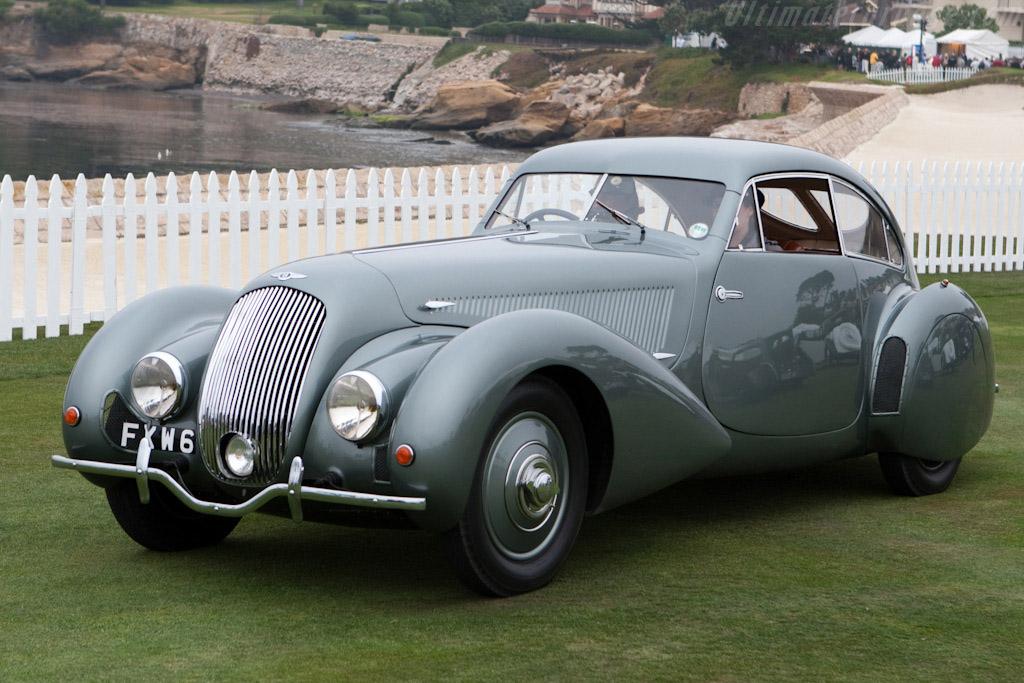 Bentley 4¼ Litri Embiricos Special – 1938