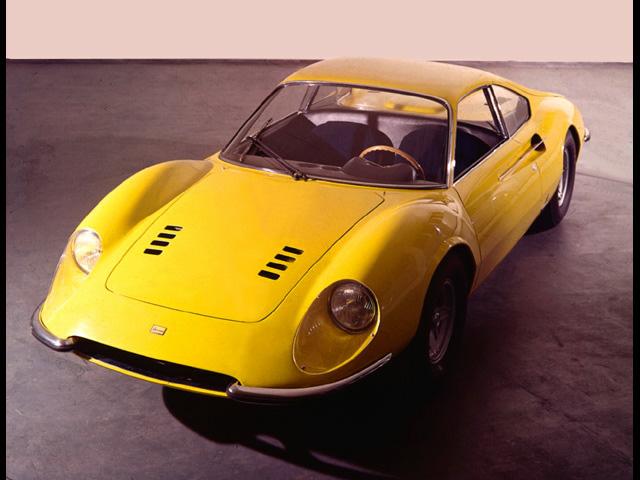 Prototipo Ferrari Dino