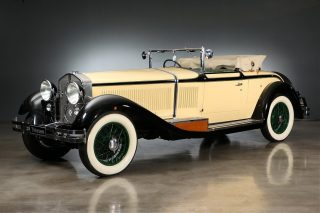 Isotta Fraschini Tipo 8AS 'Commodore' Roadster Cabriolet – 1928