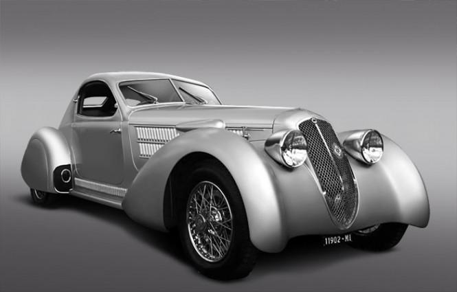Lancia Astura Aerodinamica 233C - 1935