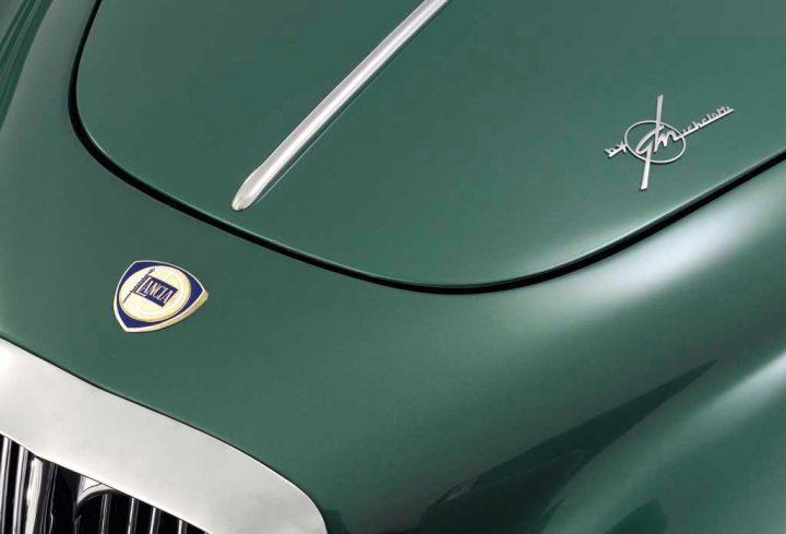 Lancia Aurelia 2000 B52 Coupe Vignale - 1952
