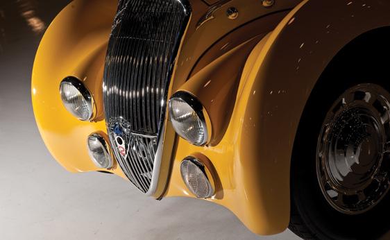 Peugeot 402 Darl'mat Légère %22Special Sport%22 Roadster - 1938 15