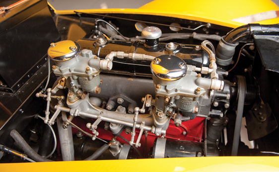 Peugeot 402 Darl'mat Légère %22Special Sport%22 Roadster - 1938 26
