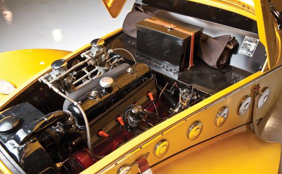 Peugeot 402 Darl'mat Légère %22Special Sport%22 Roadster - 1938 28