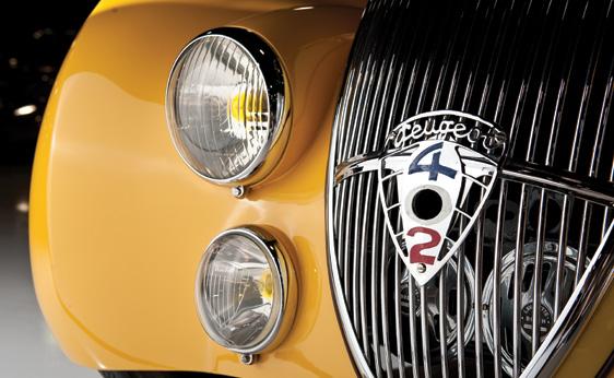Peugeot 402 Darl'mat Légère %22Special Sport%22 Roadster - 1938 16