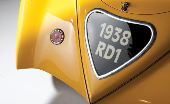 Peugeot 402 Darl'mat Légère %22Special Sport%22 Roadster - 1938 17