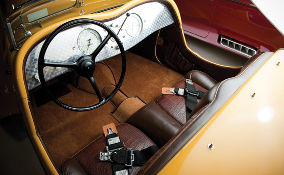 Peugeot 402 Darl'mat Légère %22Special Sport%22 Roadster - 1938 22