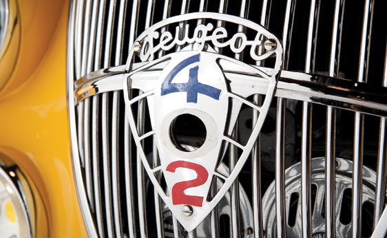 "Peugeot 402 Darl'mat Légère ""Special Sport"" Roadster - 1938"