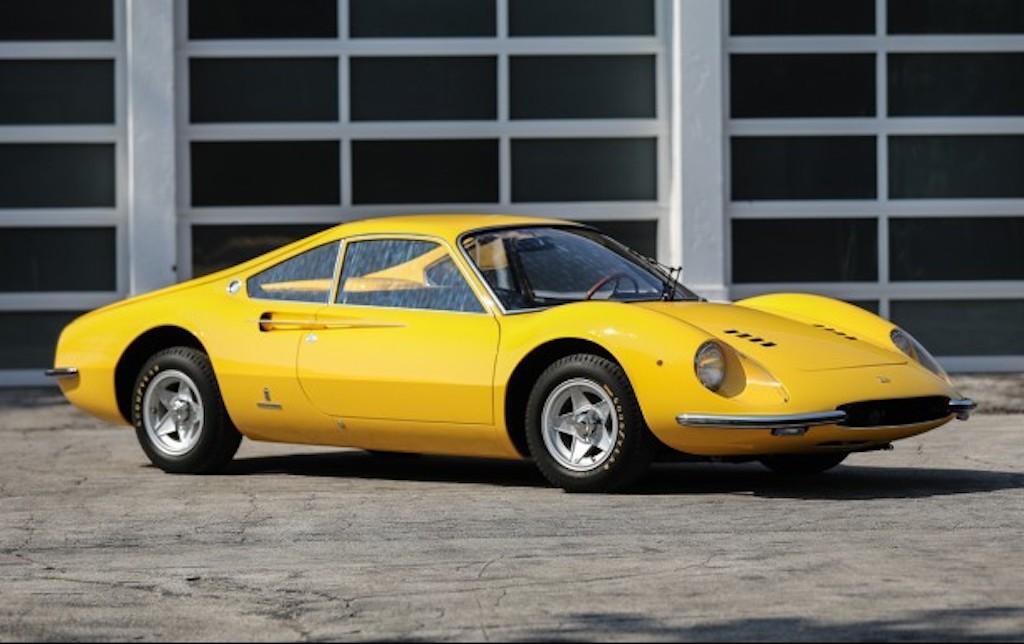 Prototipo Ferrari Dino 206 GT – 1966