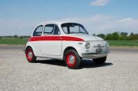 Fiat Nuova 500N Sport Tetto chiuso
