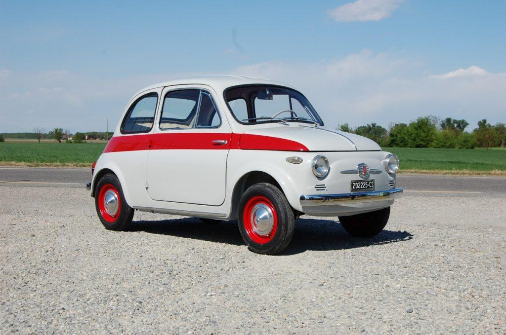 Fiat Nuova 500N Sport Tetto chiuso – 1958