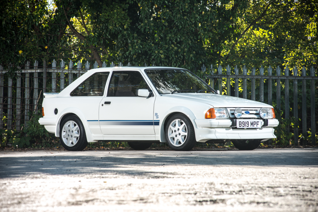 Ford Escort RS Turbo Series I – 1985