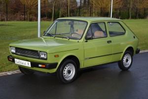 Fiat 127 900/L – 1980