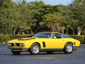 Iso Grifo Series I – 1968