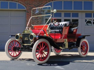 Ford Model T Runabout – 1911