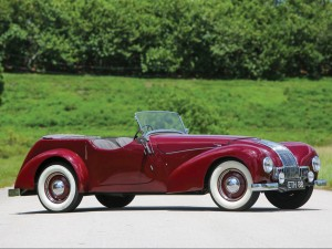 Allard L Type Four-Seater – 1948