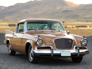 Studebaker Golden Hawk – 1957