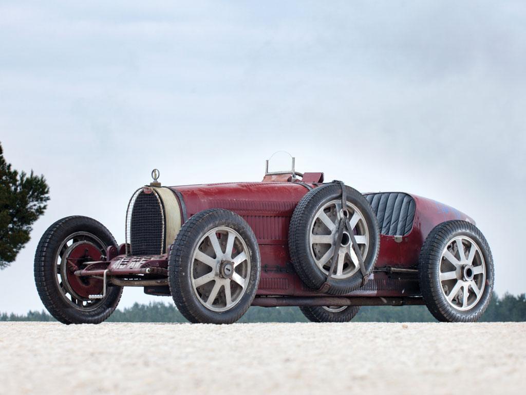 Bugatti Type 35B Grand Prix – 1926