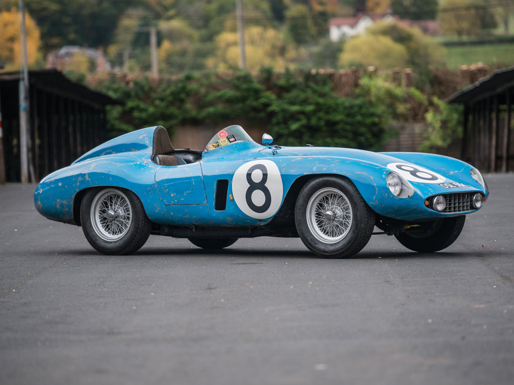 Ferrari 500 Mondial – 1955