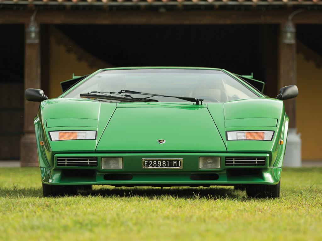 Lamborghini Countach Lp 400s 1981