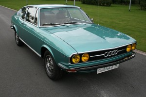 Audi 100 Coupe S – 1973
