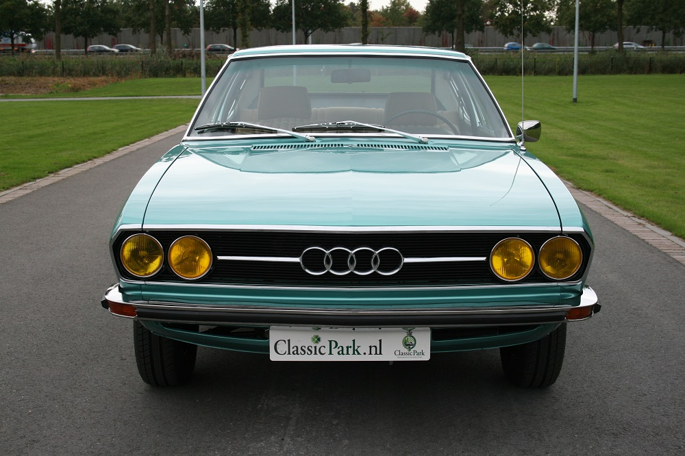 Audi 100 Coupe S - 1973