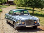 Mercedes Benz 280 SE 3.5 Coupe – 1971