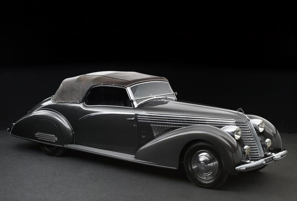 Lancia Astura Series IV Cabriolet – 1938