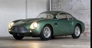 Aston Martin DB4GT Zagato – 1962