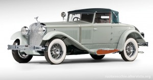 Isotta Fraschini Tipo 8AS Boattail Cabriolet – 1930