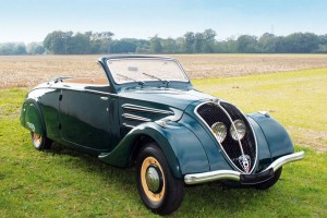Peugeot 402 Eclipse – 1937