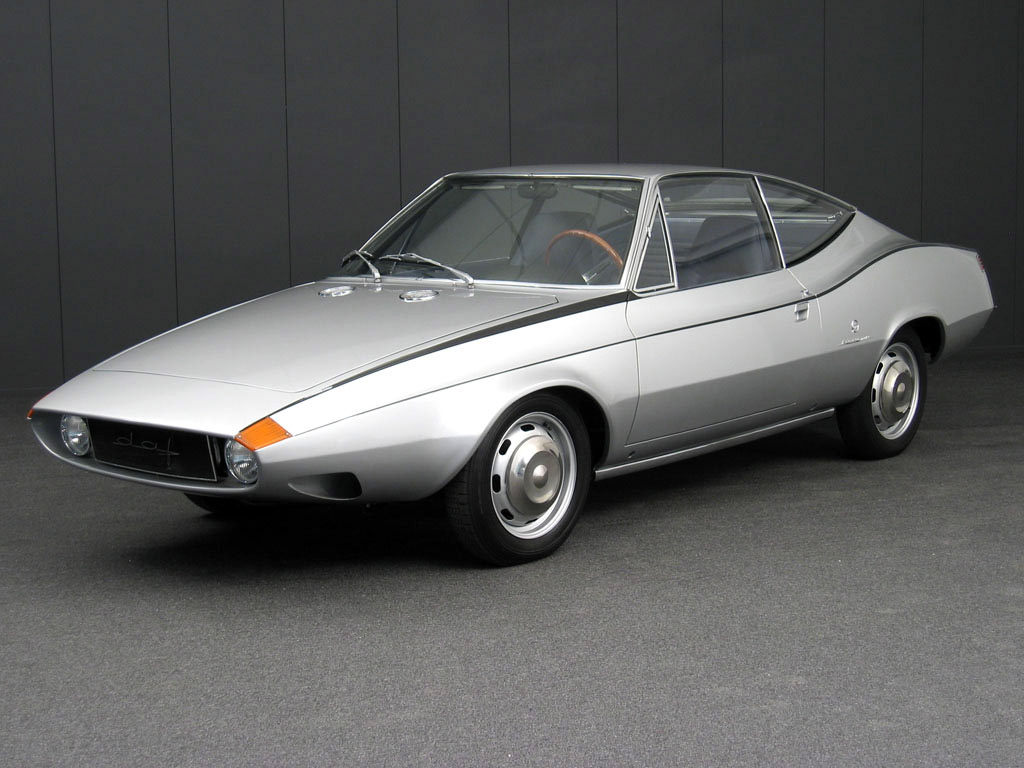 DAF 55 Siluro by Giovanni Michelotti – 1968