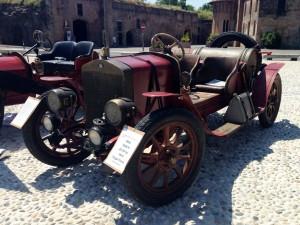SPA 7000 H Targa Florio – 1910