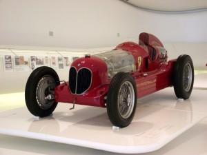 Alfa Romeo Bimotore 16 cilindri – 1935