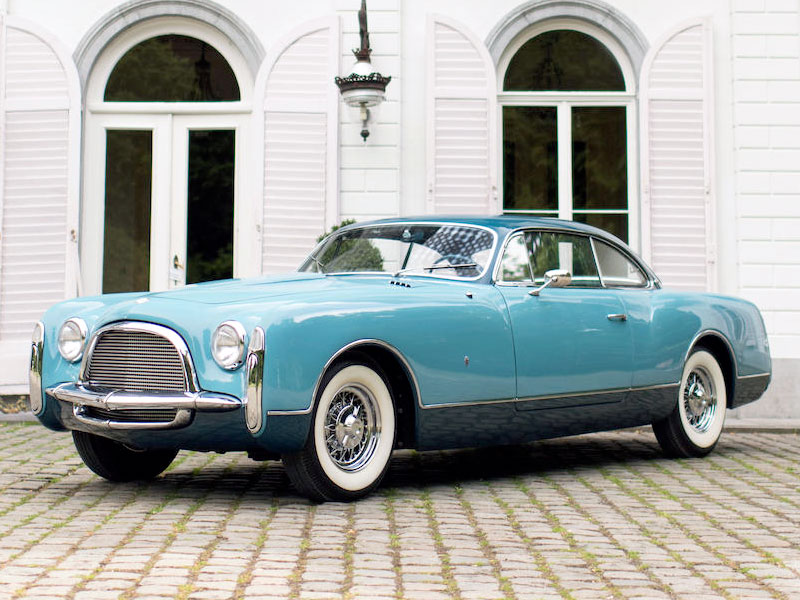 Chrysler Special Coupé by Ghia – 1953
