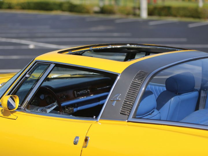 Iso Grifo Series I - 1968