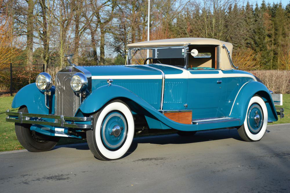 Isotta Fraschini Tipo 8A Roadster – 1929