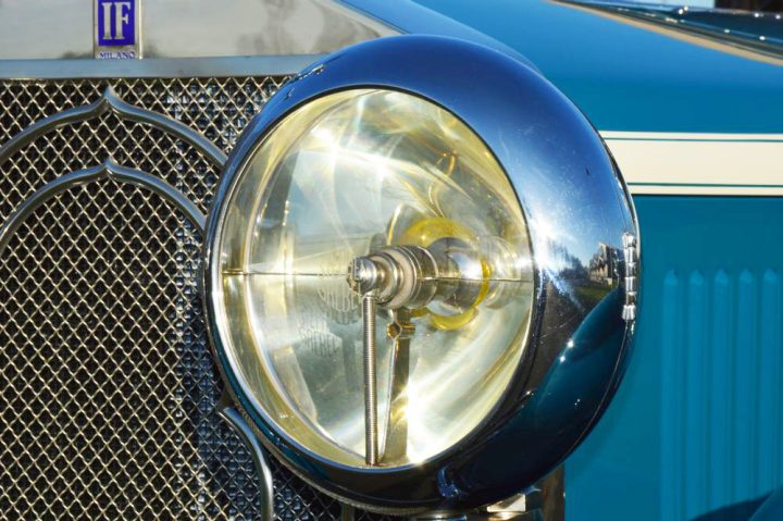 Isotta Fraschini Tipo 8A Roadster - 1929