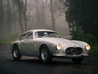 Maserati A6G2000 Berlinetta Zagato – 1956