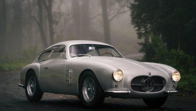 Maserati A6G2000 Berlinetta Zagato - 1956