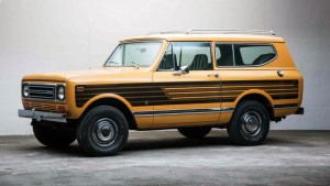 International Harvester Scout II – 1978