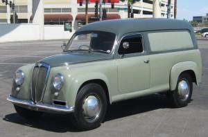 Lancia Appia Furgoncino II Series – 1956