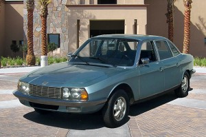 NSU RO 80 – 1972