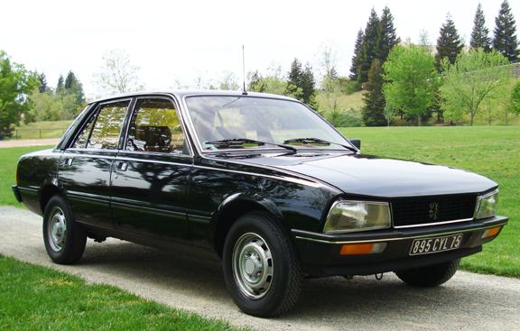 Peugeot 505 – 1980