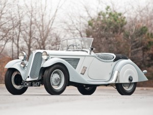 Fraser Nash BMW 319 Roadster – 1935